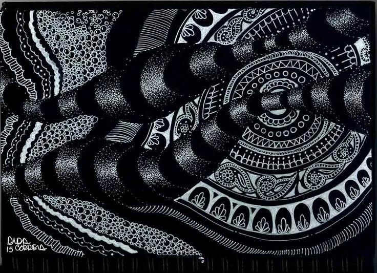 Ponto e linha by Duda Correia