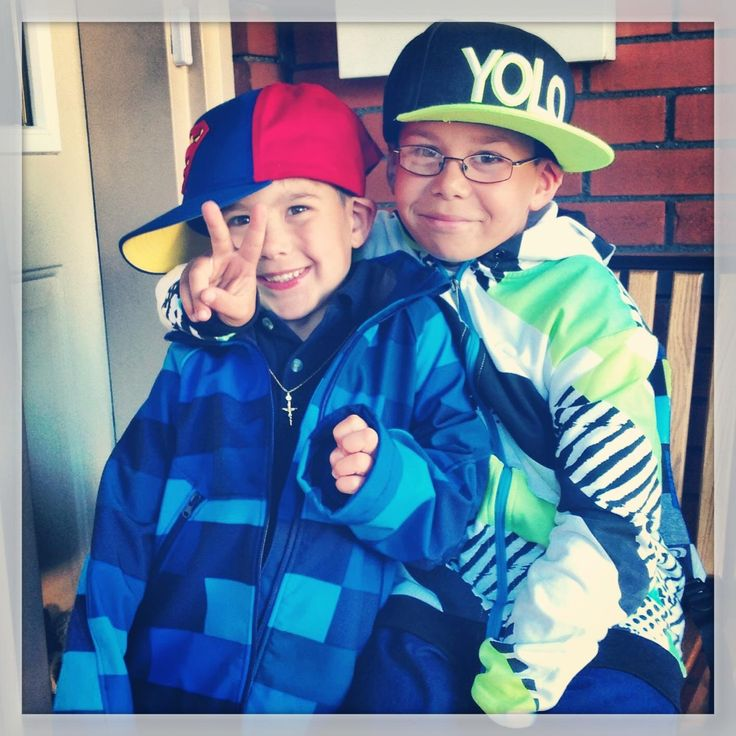 Lucas and Jullian ....