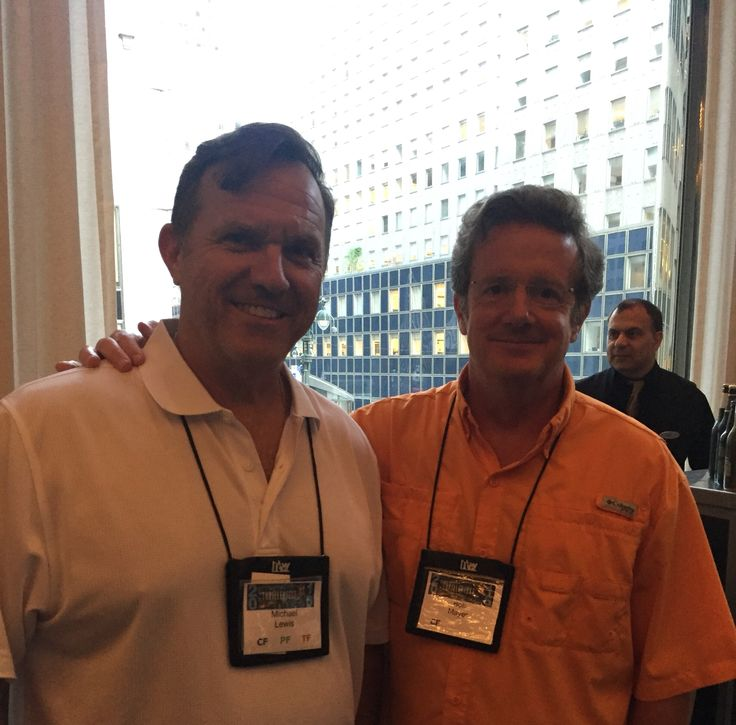 I've been a fan of former Green Beret Bob Mayer since the 90's. So cool to get to meet him. What a great guy! Thrillerfest 2016, NYC!