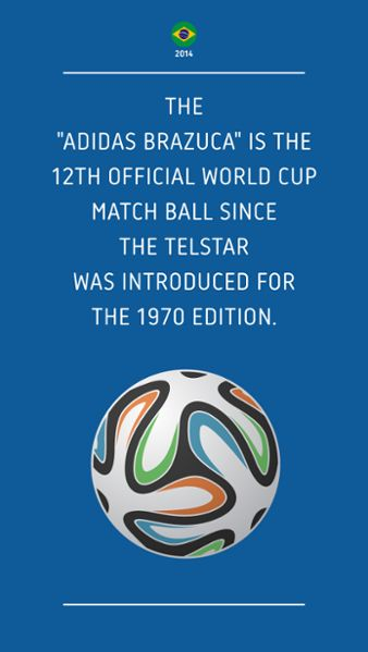 Fact #10 - The #2014WorldCup starts tomorrow and we can't wait! Have you downloaded #GolerApp yet? The World Cup won't be the same without it! https://itunes.apple.com/ca/app/goler/id846022067?mt=8