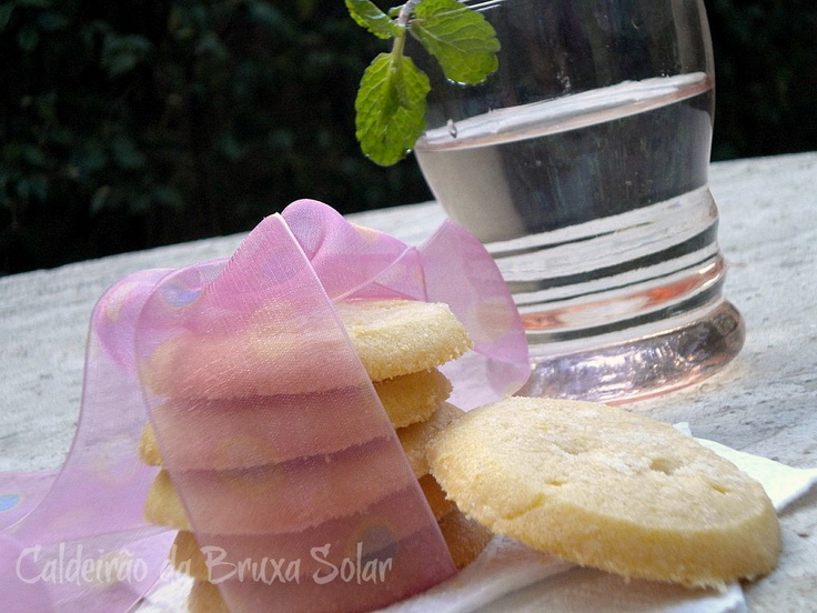 """Sable Breton"" cookies"
