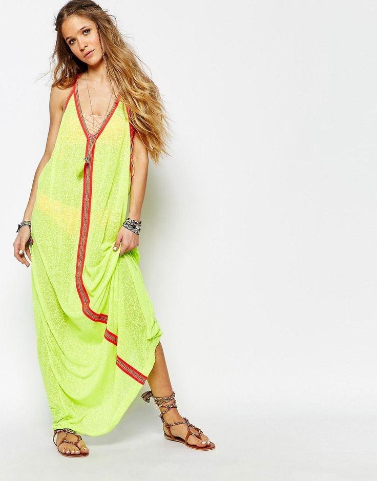 Vestido de playa Inca de Pitusa
