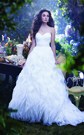 Meet the 2014 Disney's Fairy Tale Weddings by Alfred Angelo CollectionEver After Blog | Disney Fairy Tale Weddings and Honeymoon