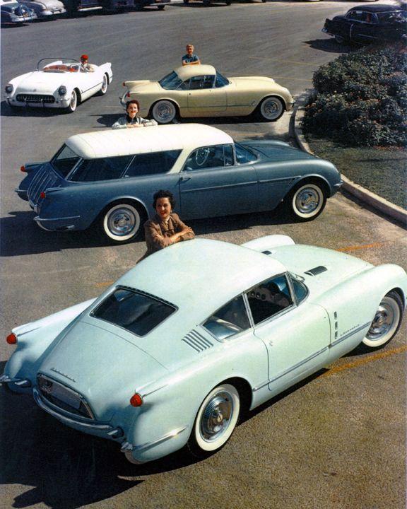 1954 Chevrolet Corvair