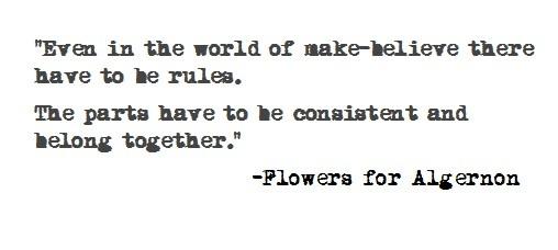 Flowers For Algernon Sayings I Like Pinterest
