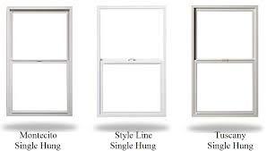 Milgard Styleline Vs Montecito Windows Jz Construction