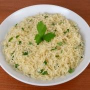 For the Love of Cooking » Garlic Rice....great recipe to jazz up plain ordinary rice!