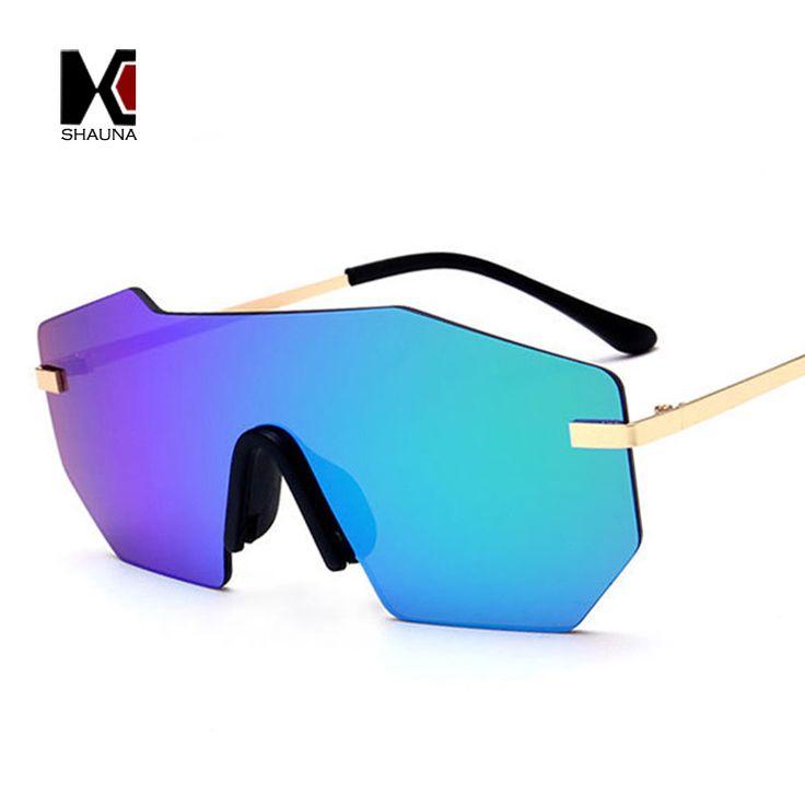 $7.39 (Buy here: https://alitems.com/g/1e8d114494ebda23ff8b16525dc3e8/?i=5&ulp=https%3A%2F%2Fwww.aliexpress.com%2Fitem%2FSHAUNA-Cool-Integrated-Lens-Women-Mirror-Sunglasses-Brand-Designer-Fashion-Men-Rimless-Goggle-Reflective-Lens-Glasses%2F32792810678.html ) SHAUNA Cool Integrated Lens Women Mirror Sunglasses Brand Designer Fashion Men Rimless Goggle Reflective Lens Glasses for just $7.39