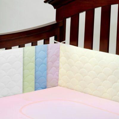 Ubimed® Lifenest™ Breathable Padded Mesh Crib Bumper - BedBathandBeyond.com