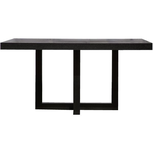Narrow Rectangular Dining Table: 1000+ Ideas About Narrow Dining Tables On Pinterest