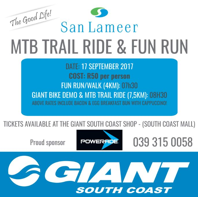 Make sure you book this date in your diary TODAY before it is too late and join us for a fun filled day on the tracks here at San Lameer. Tickets available from Giant South Coast