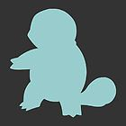 Squirtle silhouette