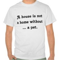 A house is not...