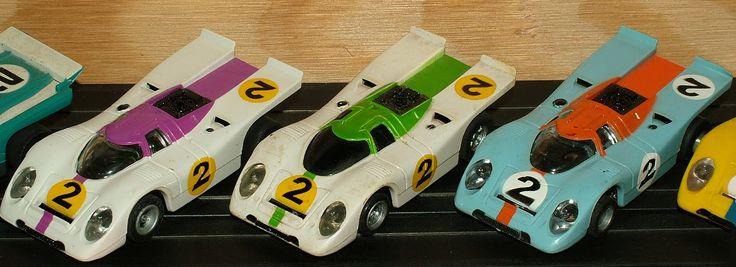 afx slot cars vintage - Google Search