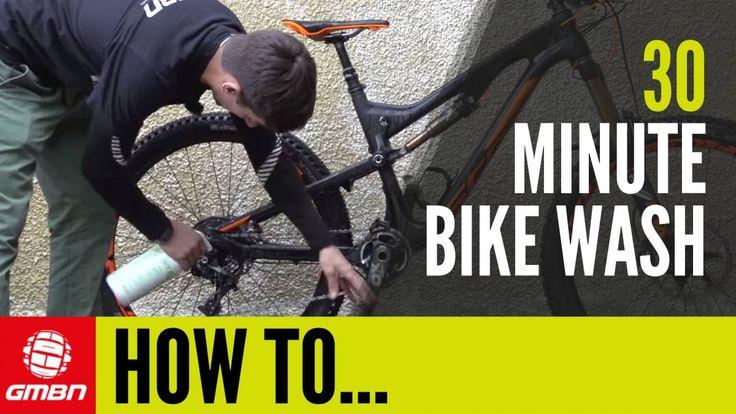 Video: The 30 Minute Bike Wash – How To Clean Your Bike Thoroughly   Singletracks Mountain Bike News