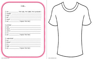 Think Pink: National Pink Shirt Day Jr/Intermediate student activity