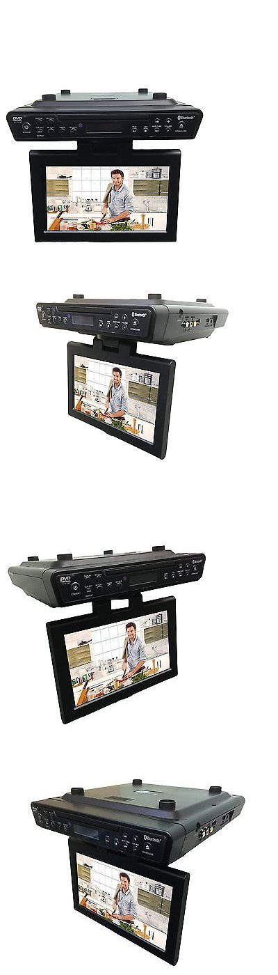 electronics: Under Cabinet Kitchen Tv With Built In Dvd Player And Hdmi Bluetooth And Fm Radio -> BUY IT NOW ONLY: $179.97 on eBay!