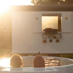 Buitengoed de Gaard vakantiehuisje met zwembad en hot tub