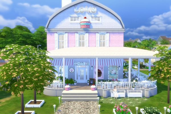 Cupcake-Bakery