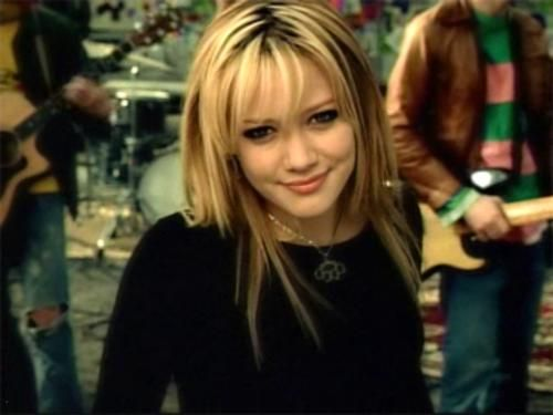 hilary duff-why not