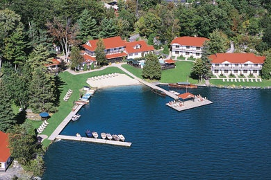 Severn Lodge in Muskoka...a great family place in Port Severn, Ontario.