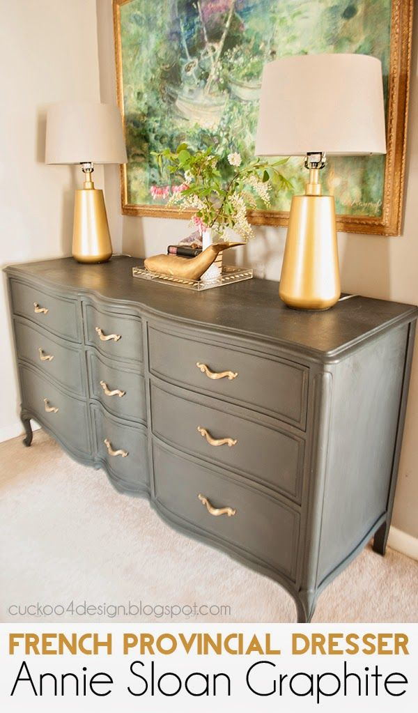 Painting Bedroom Furniture Grey best 25+ chalk painted dressers ideas on pinterest | chalk paint