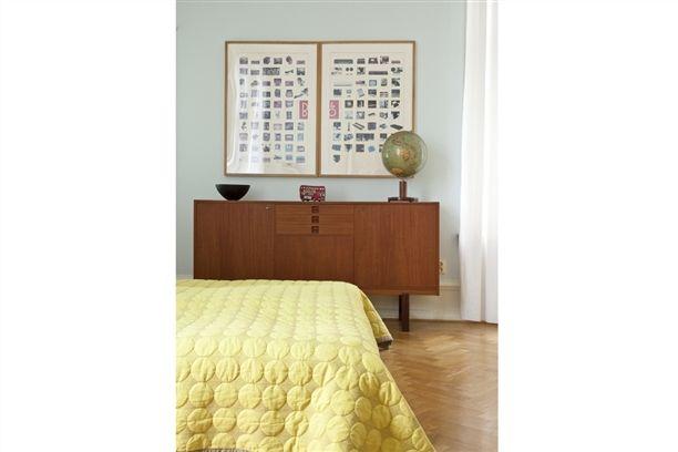 25 soveværelser - 15. Gennemført retro