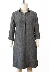 gallery tunic + dress sewing pattern/ Liesl + co. patterns