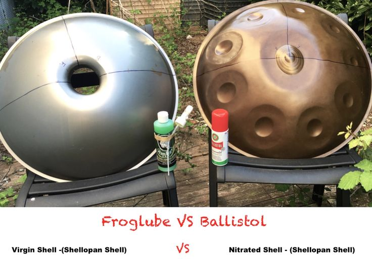 Hello Guys… Today i want share a short  test to understand the difference between Anti Rust product for our precious Handpan. Here is not the place to explain wy Handpan make rust or not but only to share the difference between use Ballistol oil and Froglube oil and not use any product. [...]
