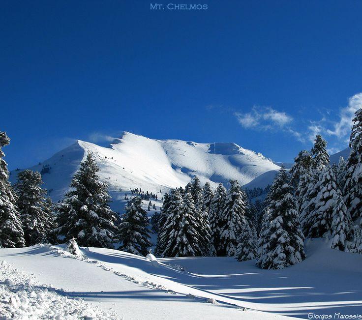 Mt. Chelmos - kalavrita, Ahaia