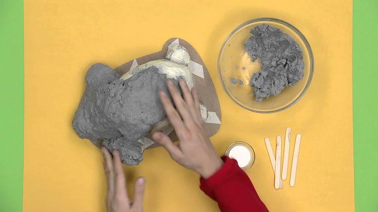 Art Attack - Pot à crayons - Sur Disney Junior - VF