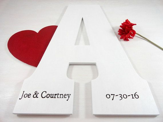 large letters for wall wooden monogram letters wedding guest book ideas guest letters for wedding rustic wood letters wood letters