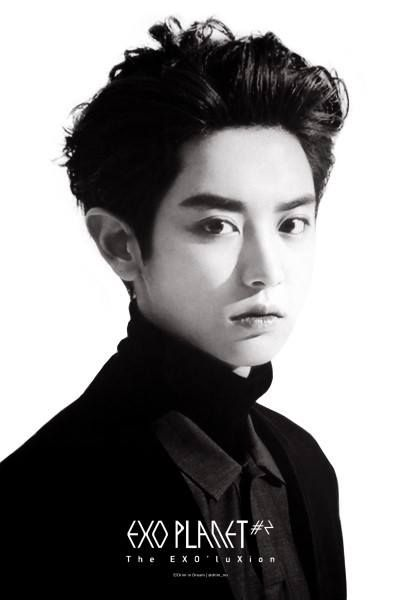 [PREVIEW] <EXO FROM EXOPLANET #2> The EXO'luXion - Posters #CHANYEOL