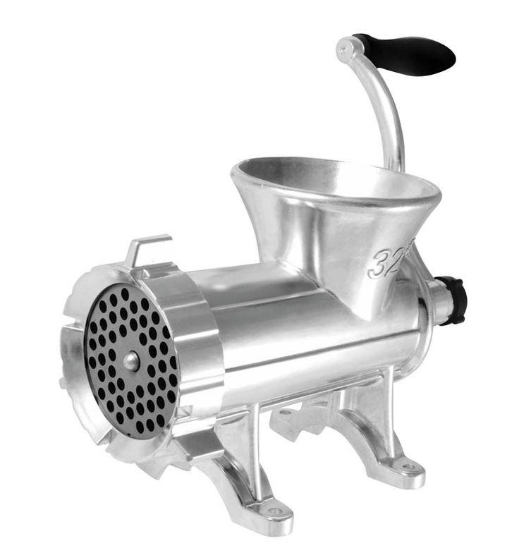 # 32 MONDO Hand Mincer Screw Mount | Butcher At Home - Sausage Making Supplies & Home Butchery Equipment