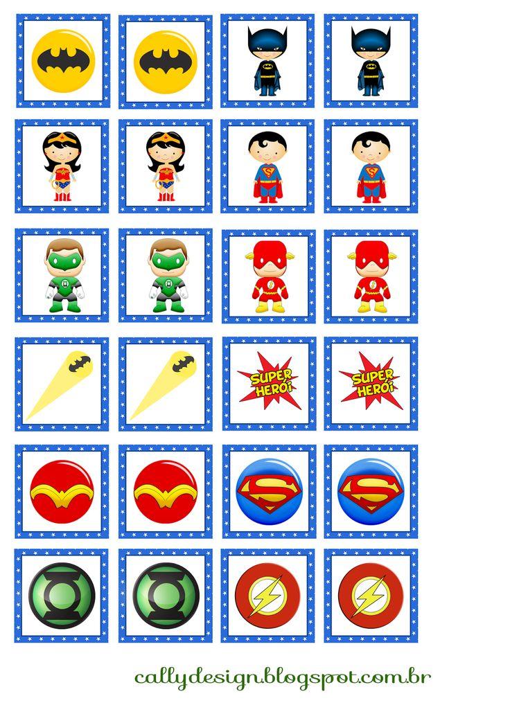 Puzzle és játék egyéni Memória Nyomtatás - CALLY design Egyedi Free kitek