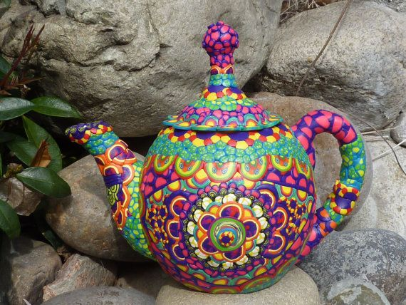 I want to start a collection of teapots.