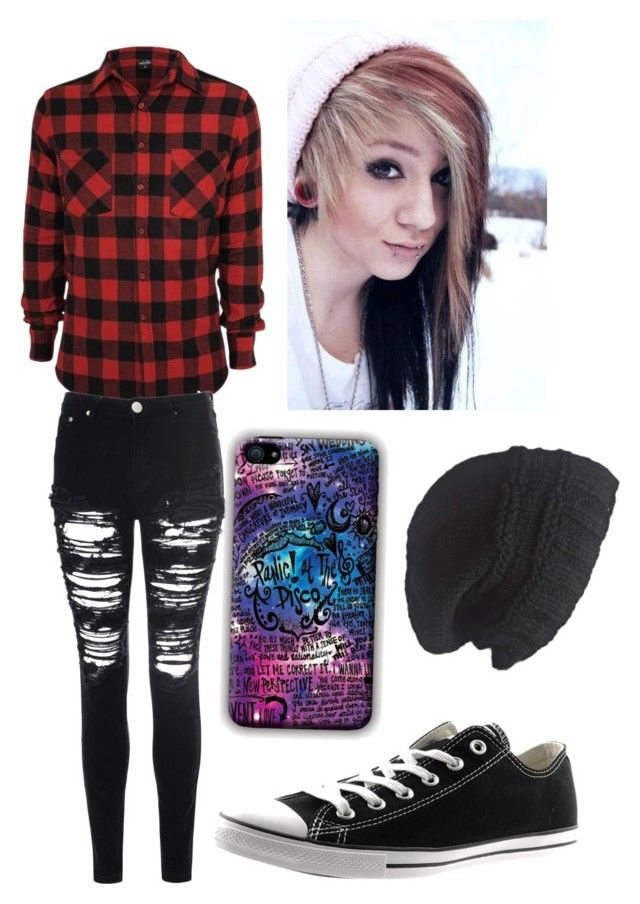 """""""Emo"""" by lukeisabreadstick ❤ liked on Polyvore"""