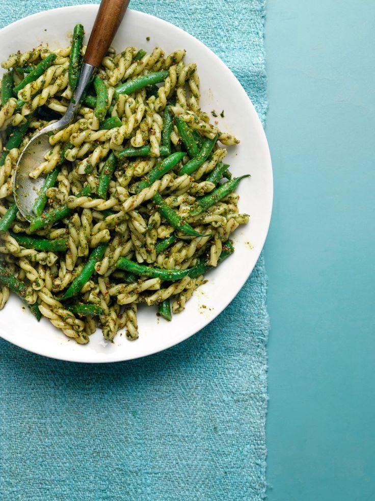 pesto with green beans gemelli pistachio citrus pesto with green beans ...