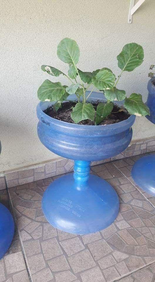 Pin by Maria Garcia on adornos de jardin,y varandas   Bottle
