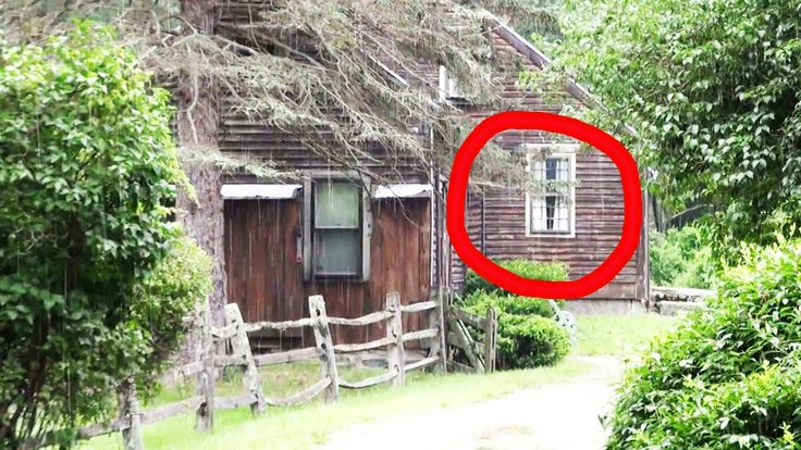 Sherman- Arnold Farm, Harrisville, Rhode Island is alleged to be haunted. It was the property on which the Perron family purportedly experienced the events documented in Ed and Lorraine Warren's case file which was the basis for the movie entitled The Conjuring.
