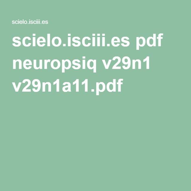 scielo.isciii.es pdf neuropsiq v29n1 v29n1a11.pdf