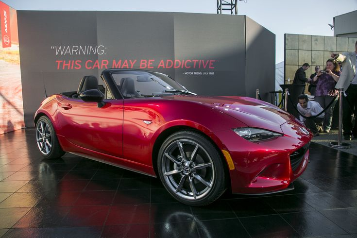 2016 Mazda MX-5 Miata firsthand impressions and notebook scribblings - Autoblog