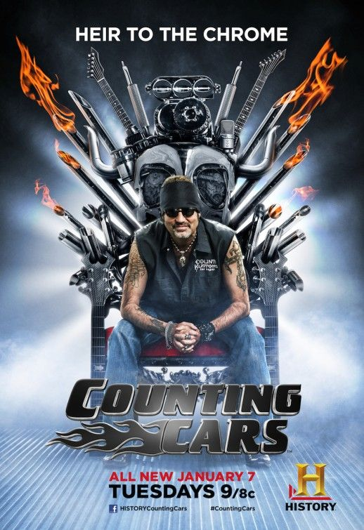 History Channel, Counting Cars