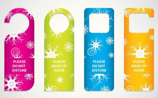 Avail a latest collection of door hangers at discounted prices in Calgary. #doorhangersCalgary