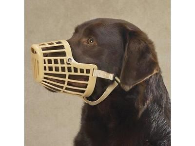 Dog Basket Muzzle