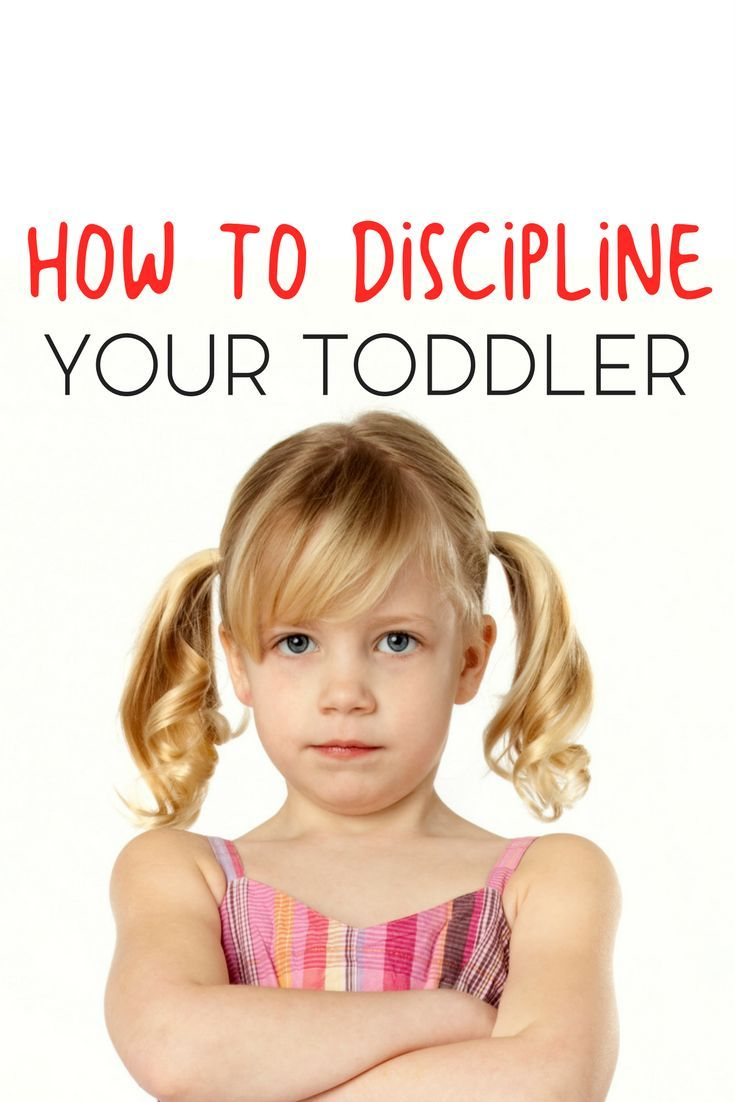 discipining toddlers This secular sociological study found that the parent who balances love and discipline, without compromising either, produces well-adjusted kids who maintain a positive relationship with mom and dad this research, the best available today, affirms parents who express love well and maintain a high degree of control in their home.