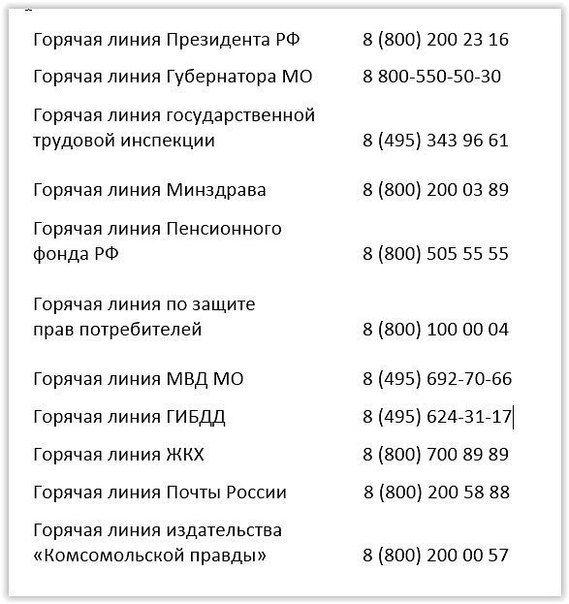 Интересные факты из Вконтакте