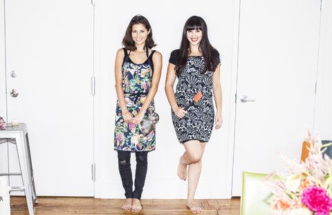 The Hemsley sisters, Jasmine (left) and Melissa, share two recipes from their new book: Pea, Mint and Broccoli Mash, and a homemade Multiseed Loaf to go with it.