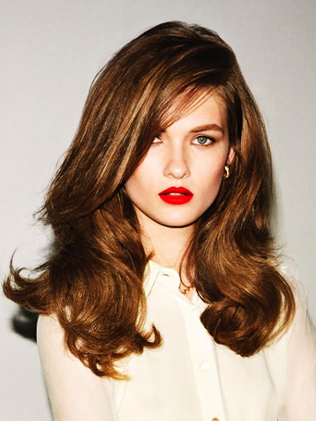 37 best BLOW DRY STYLES images on Pinterest | Hair cut, Hairdos and ...