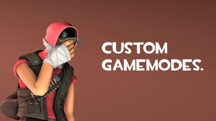 TF2: Custom Gamemodes #games #teamfortress2 #steam #tf2 #SteamNewRelease #gaming #Valve
